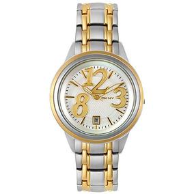 Relógio Dkny - Ny4369n - Steel Golden