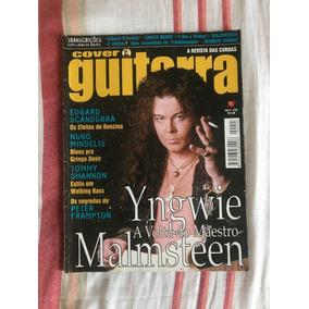 Revista Cover Guitarra N°45 Malmsteen