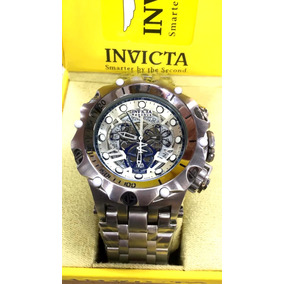 ce5bddeb48b Relógio Invicta Venom Hybrid 16803 Gigante Prata Promo92 - Relógios ...