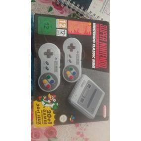 Super Nintendo Mini Original Novo