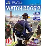 Watch Dogs 2 / Juego Físico / Ps4