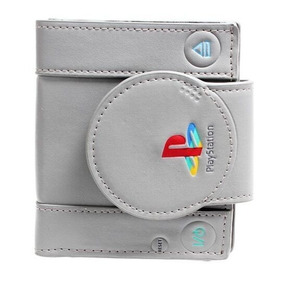 Carteira Sony Playstation Ps1 Ps One Geek Retrogamer Nerd