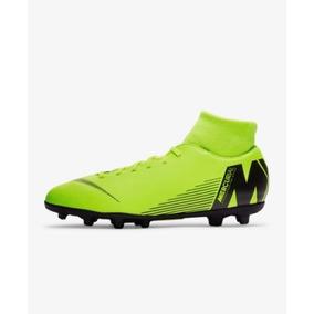 Tachones Nike Mercurial - Tacos y Tenis Césped natural Nike Amarillo ... eb2f53ad09838
