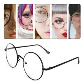 cc009b2ff560d Óculos Armação Redondo Lennon Harajuku Lolita Potter Kpop