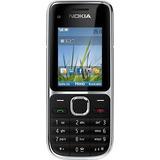 Nokia C2 Negro Nuevo Poriginal Libre 3g Radio Fm