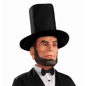 Mascara Y Sombrero De Abraham Lincoln Forum Novelties ea465498a14