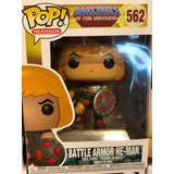 Battle Armor He - Man 562 Pop Funko En Stock