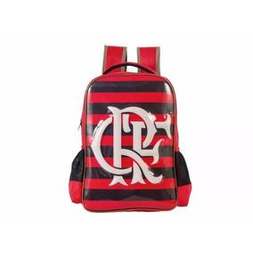 Mochila Sempre Flamengo Xeryus Rubro Negra