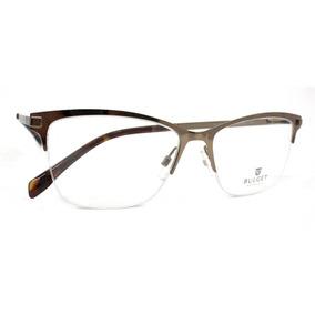 Óculos De Grau Bulget Bg1550 (marrom, 55-16-145) 2cb3068827