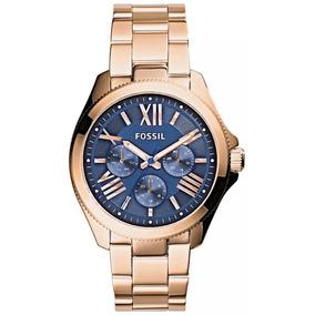 e41ffd375e8 Relógio Fossil Feminino Es2455 Pulseira Madreperola - Relógios no ...