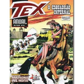 Tex Anual - Kit 5 Revistas