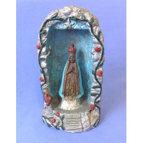 Antiga Imagem Nossa Senhora Aparecida - Arte Sacra
