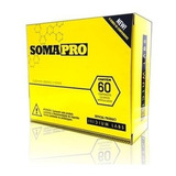 03 Cx Somapro Iridium Labs Original 60 Cps - Novo Somatodrol