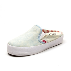 Zapatillas Mandy H - Light Wash Denim - Levi