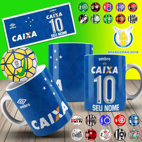 Caneca Cruzeiro Cerâmica Xicara Personalizada Com Nome b8229f1adee15