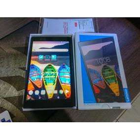 Tablet Lenovo P8 Tab 3 8 Plus, Versão 4g E Microsd 64gb