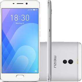 Smartphone Meizu M6 Note Prata, 4gb Ram, 64gb, 4000 Mah