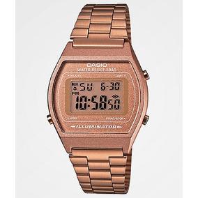 8cfe386ba Relogio Casio Retro Vintage Rose - Relógios De Pulso no Mercado ...