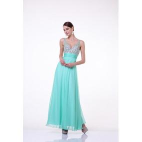Vestido De Noche Cinderellla Cj93