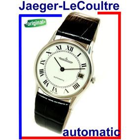b8db7159e92 Jaeger-lecoultre Finíssimo Auto Jlc 900 In House Aço Ref5001