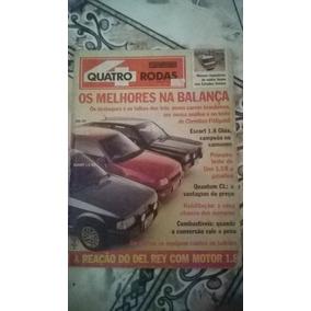 Quatro Rodas 1989