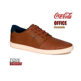Tênis United Easy Coca Cola Cc1558 - Caramelo · Coca Cola Tênis Office  Caramelo - Original - Ey c1ab0e43ddadb