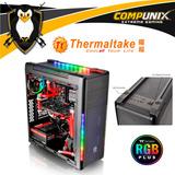 Case Gamer Thermaltake Versa C21 Rgb Atx Mid-tower 1 Cooler