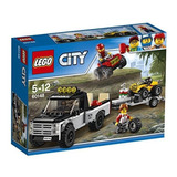 Todobloques Lego 60148 City Grúa Con Dos Motos!!!!