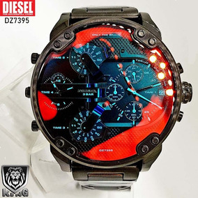 a146d48df64c Reloj Diesel Dorado Mujer Relojes Masculinos - Relojes Pulsera ...