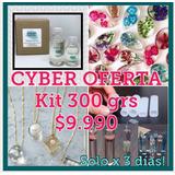 Resina Epóxica Cristal Con Filtro Uv Joyas Manualidades 300g