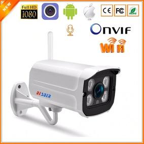 Camera Ip Besder Audio 2mp 1080p Wifi Full Hd Onvif Protocol