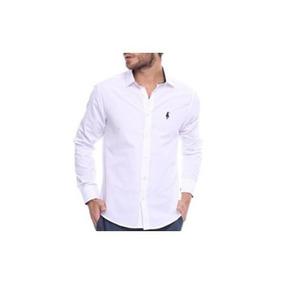 Camisa Club Polo Collection Social Out Branco