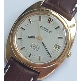 45ead701c11 Relogio Omega De Ouro Macico - Joias e Relógios no Mercado Livre Brasil