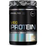 Proteína Vegana Veg Protein 600g Baunilha - Probiótica