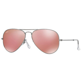 9127be50f6d73 Óculos De Sol Ray Ban Rb 3025 Aviator Tam 55, 58 E 62 - Óculos no ...