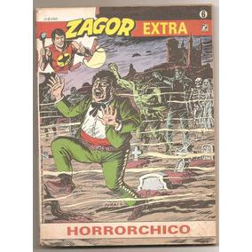 R5 - Zagor Extra Nr 6 - Horrorchico - Ed. Record - 1991