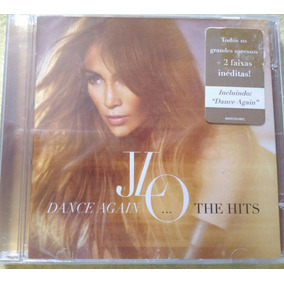 Cd Jennifer Lopez Dance Again The Hits Lacrado