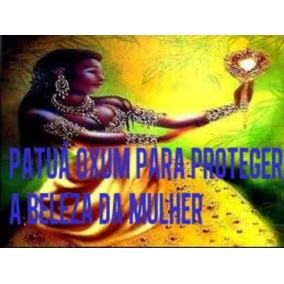 Patuá Oxum Pra Proteger A Beleza Da Mulher