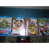 4 Juegos Para Wii U Sin Rayar