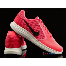 3d826fa7a4 Calzado Deportivo Wmns Nike Revolution 3 Color Rosa Salmon