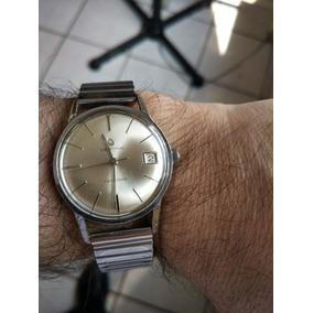 Reloj Certina A Cuerda Suizo Con Calendario- No Omega