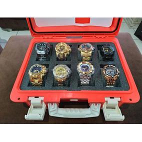 Relógios Invicta Kit Promocional Com 6 Peças Urgente Viagem