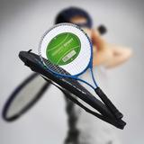Multicolorida Kit C/2 Raquetes Tenis Aluminio Esporte Adulto