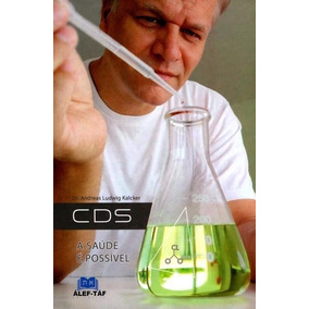 Cds - A Saúde É Possível Livro Andreas Ludwig Kalcker