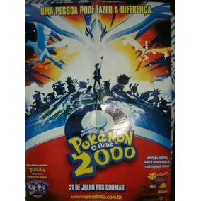 Pôster Pokémon 2000 O Filme