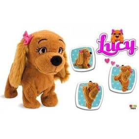 Cachorrinha Lucy Sing & Dance Club Petz Multikids