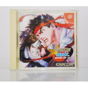 Capcom Vs Snk Millennium Fight 2000 - Dreamcast Jp