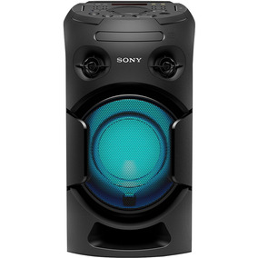 Mini System Sony Mhc-v21d Com Bluetooth, Nfc E Modo Futebol