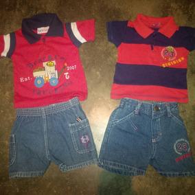Cojuntos Pantalon Franela Bebe Niño Talla 3-6 Meses. Bs. 12.000 e29bba7a82b2