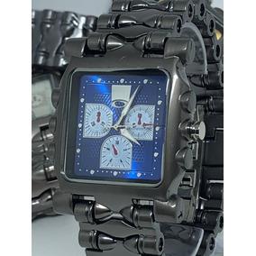 e608fef3ad9 Relógio Oakley Minute Machine Azul - Relógios no Mercado Livre Brasil